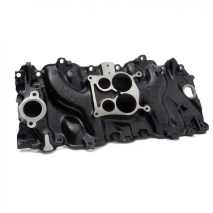 Chevrolet 396-502 Engine Intake Manifold, Oval Port (iron) (spread bore)