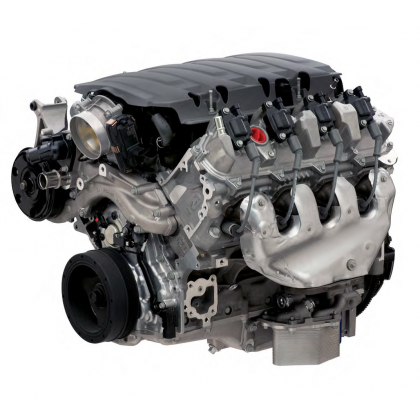 LT1 WET-SUMP 6.2L 455HP CRATE ENGINE (DIGITAL FUEL PRESSURE)