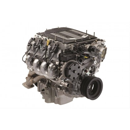 LT4 6.2L SUPERCHARGED CRATE ENGINE 640 HP / 630 LBS TORQUE (WET SUMP) (DIGITAL FUEL PRESSURE)
