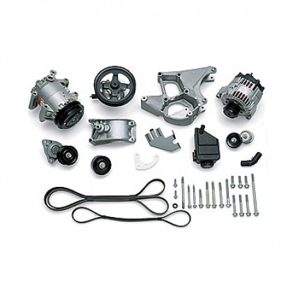 Accessory Drive System For LS3 & LS7 Engines (Corvette)