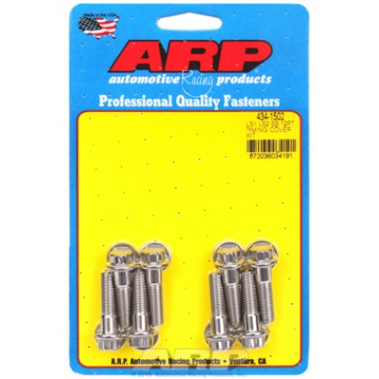 ARP Chevrolet Gen III/IV LS Series Timing Cover Bolt Kit - Stainless Steel / 12 Point