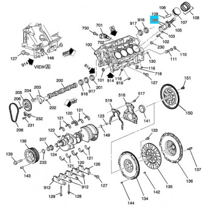 Chevy Corsica Wiring Diagram as well P 0900c15280217b34 additionally 1995 Chevy Astro Van Engine Wiring Diagram additionally 5 3 Vortec Wiring Harness likewise Discussion T5647 ds538307. on spark plug wire diagram 1997 tahoe