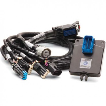 4L80-E Family - SuperMatic Transmission Control System