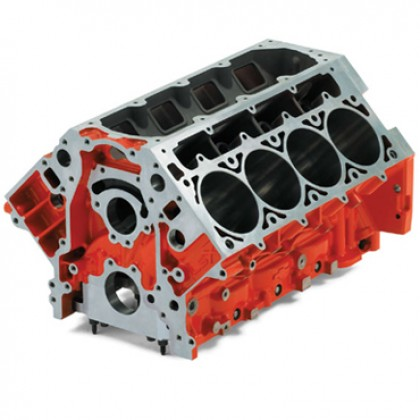LSX Bowtie Engine Block (Tall Deck) - Semi Finished