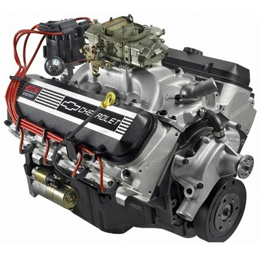 Gm Crate Engines >> Chevrolet ZZ502/502 Deluxe Crate Engine | Partsworld Performance