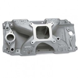 Chevrolet ZZ572/620 Engine Intake Manifold, (square bore) (Holley Carburetors)