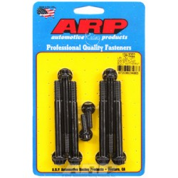 ARP Chevrolet LS1 LS2 Timing Cover & Water Pump Bolt Kit - Black Oxide / 12 Point
