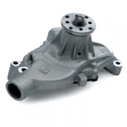Aluminum Water Pump, Short-Style - Small Block Engine