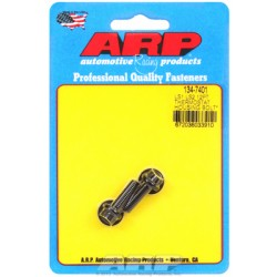 ARP Chevrolet Gen III/LS Series Small Block Thermostat Housing Bolt Kit - Black Oxide / 12 Point