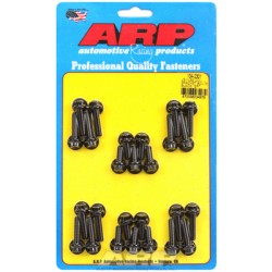 ARP Chevrolet LS Series Coil Bracket Bolt Kit - Black Oxide / 12 Point