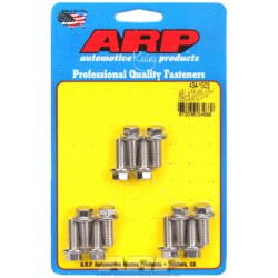 ARP Chevrolet LS1 LS2 Rear Motor Cover Bolt Kit - Stainless Steel / Hex
