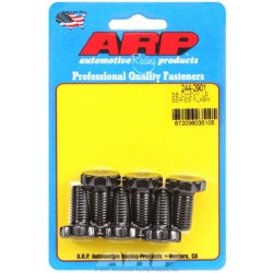 ARP Chevrolet Gen II/LS Series Small Block (6 Piece) Flexplate Bolt Kit - Black Oxide