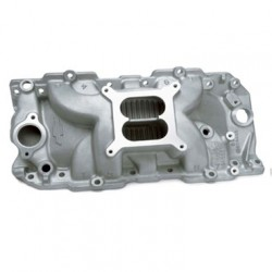 Chevrolet 396-502 Intake Manifold, Oval Port (square bore) (Holley Carburetors)
