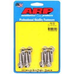 ARP Chevrolet Gen III/IV LS Series Timing Cover Bolt Kit - Stainless Steel / Hex