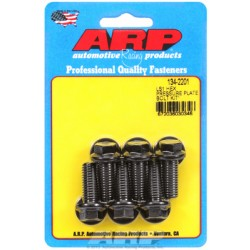 ARP Chevrolet Gen III/LS Series Small Block High Performance Pressure Plate (Clutch Cover) Bolt Kit - Black Oxide / Hex