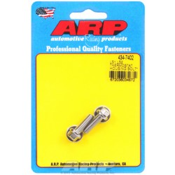 ARP Chevrolet Gen III / LS Series Small Block Thermostat Housing Bolt Kit - Stainless Steel / Hex