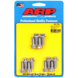 ARP Chevrolet LS1 LS2 Rear Motor Cover Bolt Kit - Stainless Steel / 12 Point