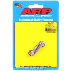 ARP Chevrolet Gen III/LS Series Small Block Thermostat Housing Bolt Kit - Stainless Steel / 12 Point