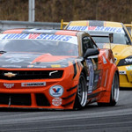 Solaris record another Euro V8 Series win.